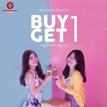 Bengawan Solo Coffee Buy 1 Get 1 Free